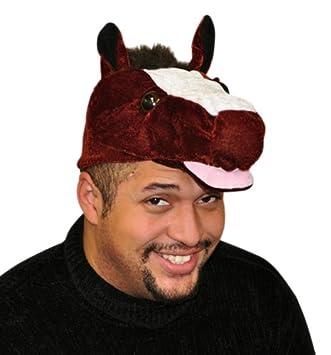 Creative Fancy Dress Horse Hat  sc 1 st  Amazon UK & Creative Fancy Dress Horse Hat: Amazon.co.uk: Toys u0026 Games