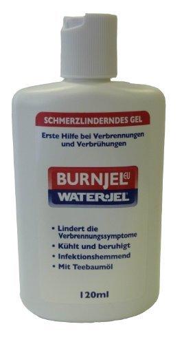 BurnJel Notfall-Brandgel, 120 ml by BurnJel