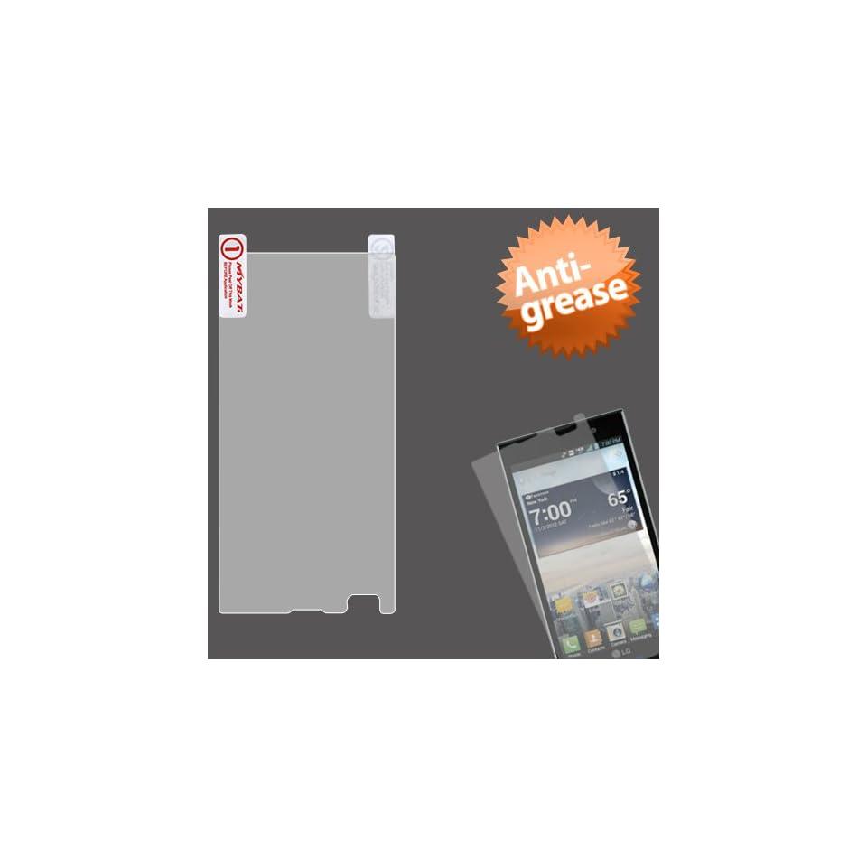 MYBAT LGVS930LCDSCPR21 Anti Glare, Anti Scratch, Anti Fingerprint Screen Protector for the LG Spectrum 2 VS930   Retail Packaging   Single Pack Matte
