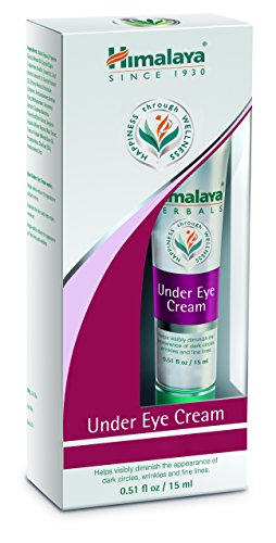 Himalaya Under Eye Cream,Visibly Diminishes the Appearence of Dark Circles 0.51oz/15ml (Herbal Eye Cream)