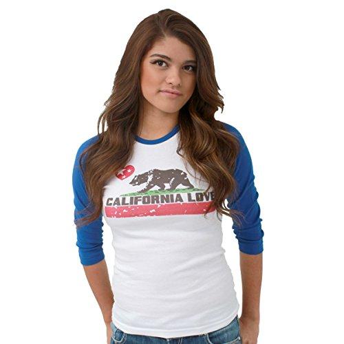 California Love Baseball Raglan Jersey