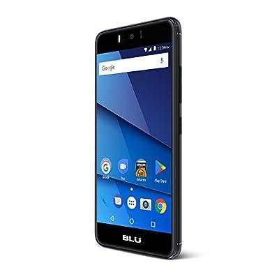"BLU R2 - 5.2"" Unlocked Smartphone - 8GB + 1GB RAM -Black by Blu"