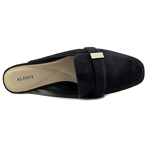 Loafers Alfani Closed Womens Leather Navy Womens Aidaa Toe Deep Alfani 0adxafO