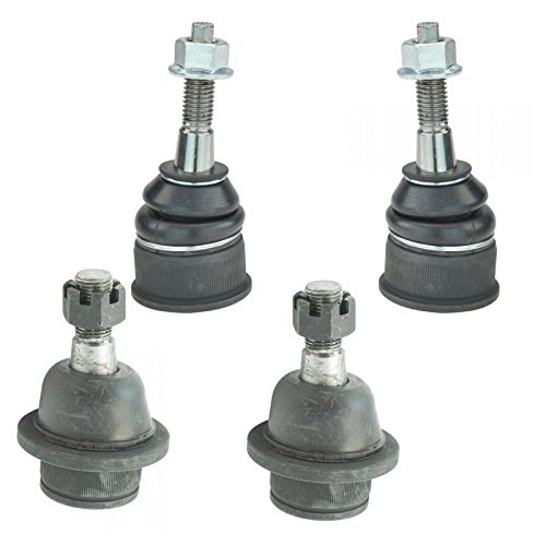 Front Upper & Lower Ball Joints Kit Set of 4 for Ford Lincoln - Ball Mercury Ford Lower Lincoln