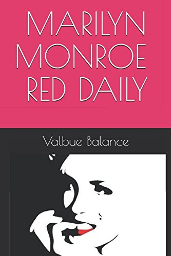 MARILYN MONROE RED DAILY (LIVE) (Spanish Edition) [Valbue Balance] (Tapa Blanda)