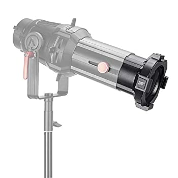 Image of Diffusers Aputure Spotlight Interchangeable Lens for Aputure Spotlight Mount Lighting Modifier(36° )