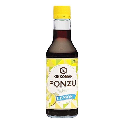 Ponzu – Citroen Sojasaus fles , Om een oosters tintje aan uw maaltijden te geven – 250 ml