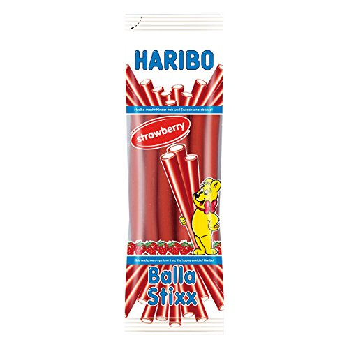 Haribo Balla Stixx Strawberry 160g
