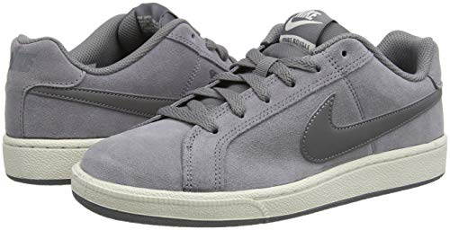 Gris Suede Para Royale Court Nike Zapatillas Mujer Wmns zWq8nnx0