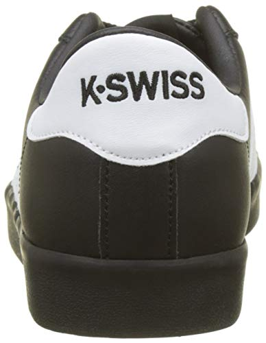 K So black Estar Zapatillas swiss Por Casa black Para 028 Negro Belmont De Mujer white fw1qfPrn