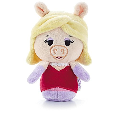 Hallmark itty bittys Muppets Miss Piggy Stuffed Animal