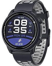 COROS PACE 2 Premium GPS zegarek sportowy, czujnik tętna, 30-godzinny GPS, barometr, przyłącza ANT + i BLE, Strava, Stryd & Peaks (Navy Silikon)