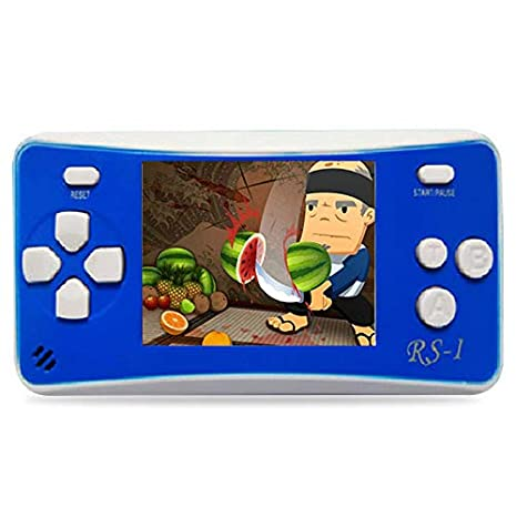 Amazon com: SODIAL Handheld Game Console for Children,The