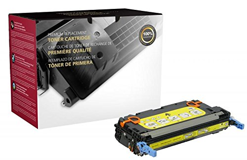 HP Compatible CIG Remanufactured Yellow Toner Cartridge for HP Q7582A (HP 503A)