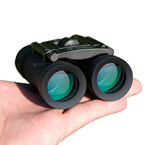 - FAY 40x22 Binoculars, HD Low-Light Night Vision Telescope, Compact Mini Folding Telescope, Suitable for Children/Adults/Travel/Bird Watching/Hunting
