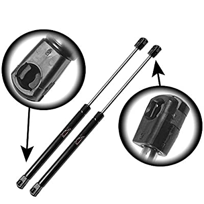 1999-2004 Jeep Grand Cherokee Hood Lift/Prop Support Rod/Shock/Strut PAIR: Automotive