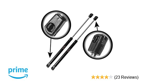 Fits RX330 RX400H 2004 To 2006 Liftgate Hatch Tailgate Lift Supports With Out Power Gate Qty 2