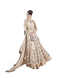 Anarkali salwar Readymade suit Designer indian/pakistani ethnic suit Glossy-7209