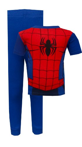 Marvel Comics Spiderman Toddler Pajamas