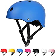 arteesol Kids Bike Helmet Toddler Helmet Children Adjustable Helmet for Boys Girls Age 3-8 CPSC CE Certified M
