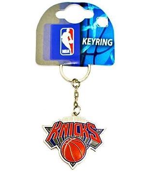 NEW YORK KNICKS NBA Basket llavero llavero banda Keyring ...