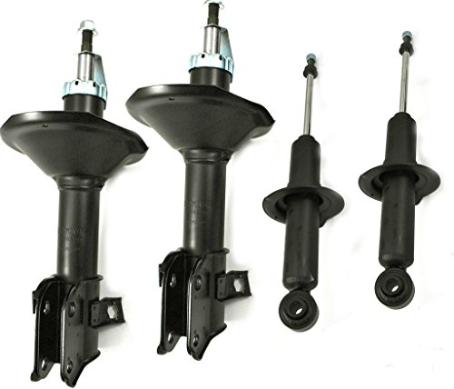 DTA 40123 Shocks Struts Full Set 4 corners of the vehicle, Without Springs, Fits 1997-2003 Mitsubishi Diamante - Mitsubishi Diamante Strut Assembly