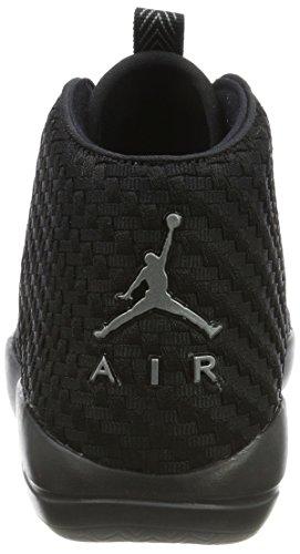 Nike Jordan Herren Eclipse Chukka Basketballschuhe Schwarz (nero / Grigio Freddo)