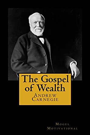 Amazon.com: The Gospel of Wealth (The Wisdom of Men Book 3 ...