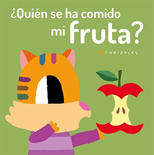 Quién se ha comido mi fruta? (NUBE DE CARTON): Amazon.es: Canizales: Libros