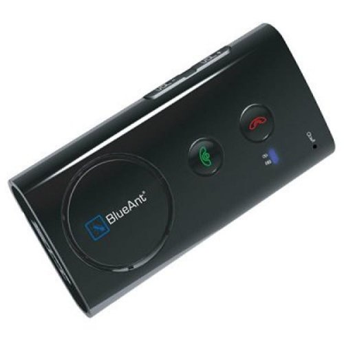 BlueAnt Supertooth 3 Bluetooth Hands-Free Speakerphone (Black) by BlueAnt