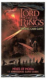 Decipher The Lord of the Rings TCG Mines of Moria Booster Pack