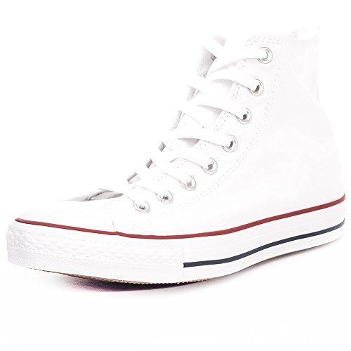 Shearling Optique Inverse Blanc Adulte 381730 Salut Taylor Unisexe Star Sneaker blanc All Mandrin IRpqw