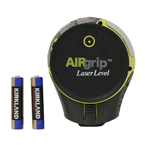 Ryobi ELL1002 Air Grip Compact Laser Level & (2) AAA Batteries (Certified Refurbished)