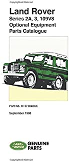 land rover v8 series 3 repair operation manual supplement official rh amazon co uk 2016 Range Rover Land Rover Range Rover