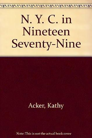 book cover of N. Y. C. in Nineteen Seventy-Nine