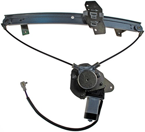 Dorman 741-342 Front Driver Side Power Window Regulator and Motor Assembly for Select Eagle / Mitsubishi / Plymouth Models