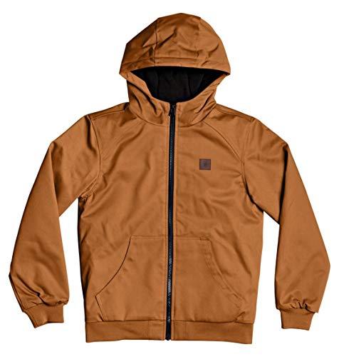 DC Shoes Earl Padded – Veste à capuche matelassée pour Garçon 8-16 jongens Gewatteerde jas met capuchon.