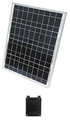 Solartech Power - SPM045P-F - 36-Cell Polycrystalline Solar Panel, 18.3VDC, 2.52A