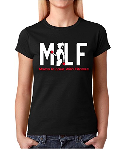 Crazy Bros Tees MILF Fitness product image