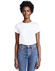 Vince Womens Essential Crew Tee