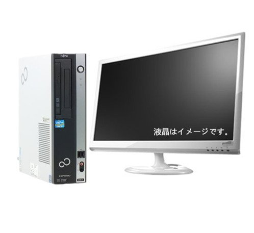 【5%OFF】 今だけiphone5ケースをプレゼント!新品HD1TB+22型超大画面液晶セット 650/Office2013 B01DCXOO62/Win ESPRIMO 7 Pro/日本メーカー富士通 ESPRIMO D750/A 爆速Core i5 650 3.2G/メモリ4G/HDD新品1TB/DVD/無線付 B01DCXOO62, yes style:79c5881a --- arbimovel.dominiotemporario.com