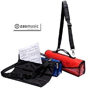 Funda-Estuche para Flauta Travesera en Do, modelo Böhm: Amazon.es: Instrumentos musicales