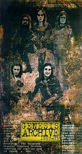 ジェネシス(Genesis)『Archive Vol.1 1967-1975』