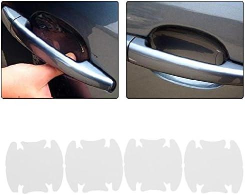 SEAMETAL Car Door Sill Guard Protector,Auto Bumper Protetector Film,Threshold Door Entry Guard 32ft 1.9in