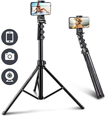UBeesize 67'' Phone Tripod for Vlogging