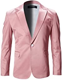 Amazon.com: Pink - Suits & Sport Coats / Clothing: Clothing, Shoes ...