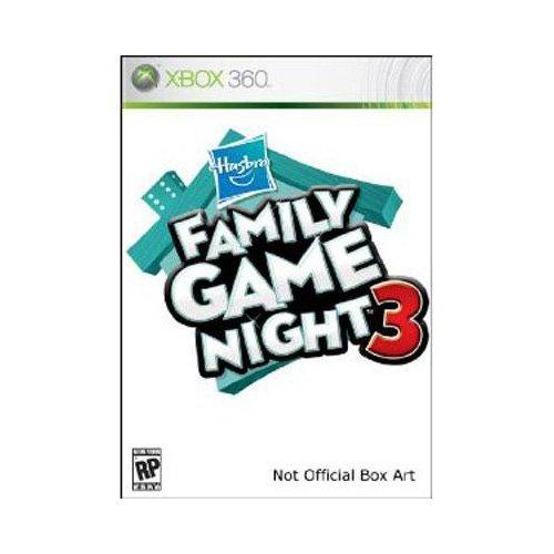 Buy hasbro family game night 3