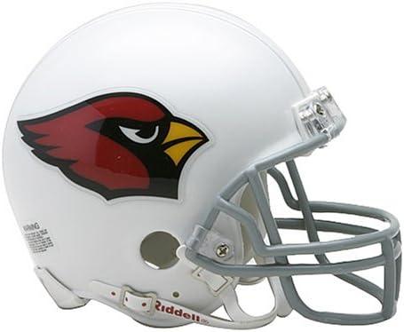 8ac273083cc Riddell Riddell Arizona Cardinals NFL Replica Mini Helmet w Z2B Mask  Amazon .co.uk  Sports   Outdoors
