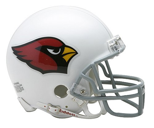 NFL Arizona Cardinals Replica Mini Football (Riddell Arizona Cardinals Replica Helmet)