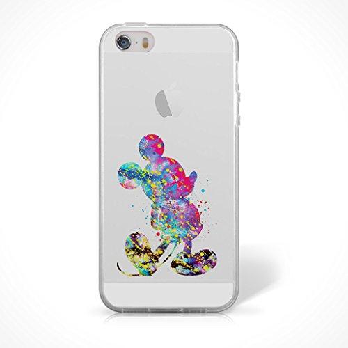 [해외]iPhone 5를위한 iCHOOSE 팬 아트 젤 케이스/iCHOOSE Fan Art Gel Case for iPhone 5
